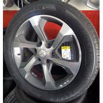 Roda Blazer Trailblazer 20 + Pneus 265/50/20 Novos S10 Hilux
