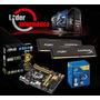 Kit Placa Mãe Asus B85m-e + Intel Core I5 4460 + 16gb Kingst