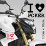 Adesivo Em Plotter Poker - Baralho - Naipes - Decoração