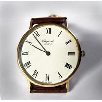 Relógio Chopard Ouro 18k Fino Classico Luxo Manual