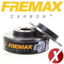 Fremax Bd3550 Disco Freio Dianteiro Par Megane 1.6 16v