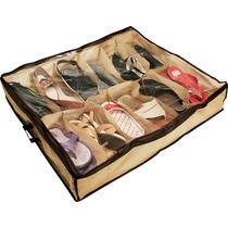 Organizador De Sapatos Sapateira 12 Pares Reforçado M-29