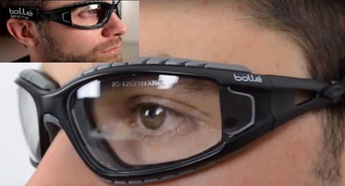 964c77a2649c3 Óculos Bollé Tático Performance Mtb Balístico. Preço  R  630 5 Veja  MercadoLibre