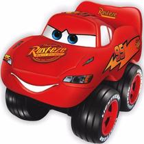 Carrinho Infantil Fofomóvel Disney Pixar Cars Mcqueen Lider