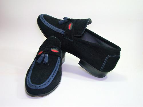 c358c110c Sapato Pacco Preto Camursa Colecionador + Modelador #3