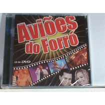 Cd - Aviões Do Forró - Cd Do Dvd (novo - Original - Lacrado)