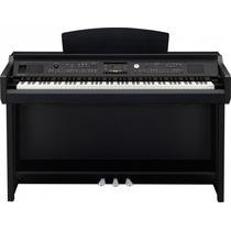 Piano Clavinova Yamaha Cvp605b Na Studio Som João Loja !!