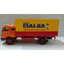 Caminhões Brasileiros 04 Casa Bahia Mercedes Lp 311