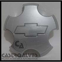 Calota Roda S10 Gm Executive Blazer Prata Aro 16 2009 = 1 Pç