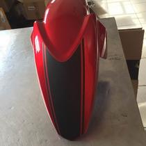 Paralama Dianteiro Dafra Apache 150 Vermelho - Original
