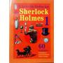 Sherlock Holmes Livro Nr1 111 Paginas Com 60 Enigmas