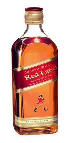 Whisky Johnnie Walker Red Label 1,75 Litro