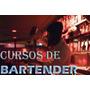 Qualificação Profissional - Barman & Bartender - 450 Pags