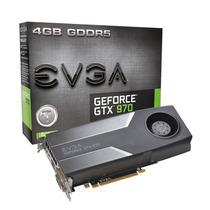Placa De Vídeo Nvidia Geforce Gtx970, 4gb, 256 Bits - Evga