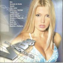 Cd Original Novela Vidas Cruzadas - Rede Record