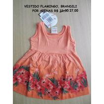 Vestido Flamingo Brandili