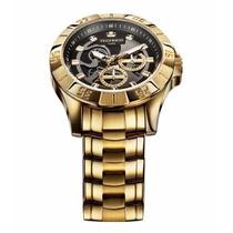 Relógio Technos Time De Herois 6p79bc/4p Ediçao Limitada