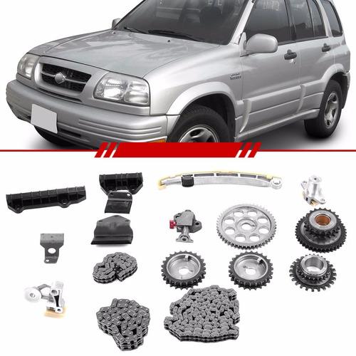 Kit Completo Distribuição Vitara 2003 2002 2001 2000 Suzuki