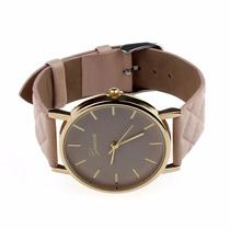 Relógio Casual Para Mulheres Bonito E Barato Frete Grátis