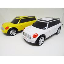 Caixinha De Som Portátil Mini Cooper Mp3