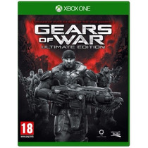 Jogo Xbox One Gears Of War Ultimate Edition Lançamento