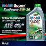 4 Litro Oleo Automóvel Mobil 5w30 Super Ecopower Api Sn