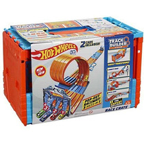 Hot Wheels Track Builder System Race Crate - Fth77