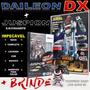 Daileon Dx + Jaspion Sh Figuarts +chaveiro Raro Kit Promoção