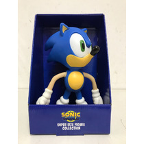 Boneco Sonic Collection Original Na Caixa