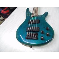 Baixo Ibanez Sr885 Ativo 5c Made In Japan Verde, 50287 Msp