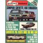 Quatro Rodas Nº215 Junho 1978 Chevette Fiat 147 Vw Brasília