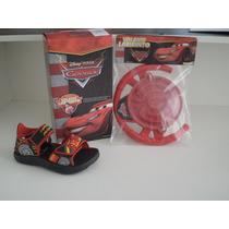 Papete Infantil Disney Carros + Volante Labirinto - Grendene
