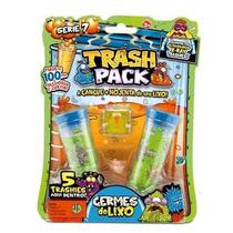Trash Pack Com 5 Trashies - Germes Do Lixo - Série 7 - Dtc