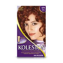 Tintura Koleston N. 674 Chocolate Acobreado