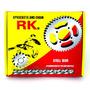 Kit Relaçao Transmissão Titan Fan Mix 150 04 / 15 Aço 1035