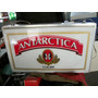 Antigo Luminoso Propaganda Cerveja Para Bares