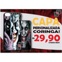 Capa Case Celular Coringa Galaxy S3 S4 S5 S6 S7 Mini S2 Duos