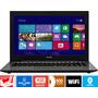 Notebook Intel 4gb 500gb Windows 8 Original   Promoção!!