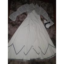Vestido De Prenda - Pilcha