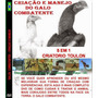 Dvd Criação E Manejo Treino Galos De Combate Indio Shamo