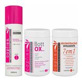 Capliss Shampoo + Botox Capilar + Reconstrução 7em1