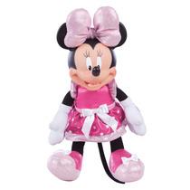 Boneca Minnie Bow-tique Laço Acende - Multibrink