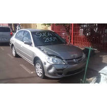 Sucata Honda Civic 1.7 2004