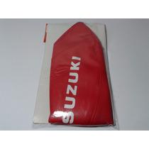 Capa Tanque Para Suzuki Yes 125 Ate 08 Cor Vermelha