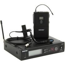Shure Slx14 Beta98a Microfone S/fio 960 Freq. 98 H/c