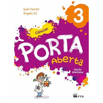 Livro Porta Aberta Ciencias 3 Ano - Edicao Renovada