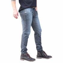 Calça Jeans Masculina Skinny Barata