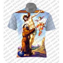Camiseta Católica - São Francisco