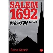 Livro Salem 1692: What Devils Made Them Do It? (pdf)