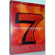 Dvd + Cd Ben Harper And Relentless7 - Live Fom Montreal Jazz